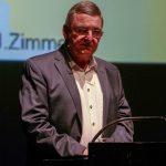 Prof. Michael Matheus bei der Night of the Profs; Mainz 06.05.2018. Foto: Stefan F. Sämmer